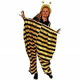To75 Disfraz de abeja Pantalone L-XL, disfraces de burro para hombres y mujeres, disfraces de pareja, disfraces de grupo, disfraces de carnaval de burros, carnaval de carnaval, disfraces de carnaval