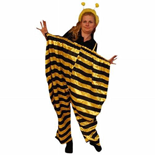 TO75 , abeille Taille M - XXL costume abeille costume costumes Carnaval Carnaval
