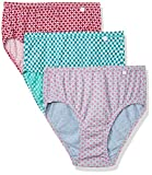 Jockey Women's Hipster (Pack of 3) (1406_Light Prints_S)(color may vary)