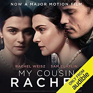 My Cousin Rachel: Film Tie-In Edition                   By:                                                                                                                                 Daphne du Maurier                               Narrated by:                                                                                                                                 Jonathan Pryce,                                                                                        Roger Michell                      Length: 12 hrs and 3 mins     1,028 ratings     Overall 4.6