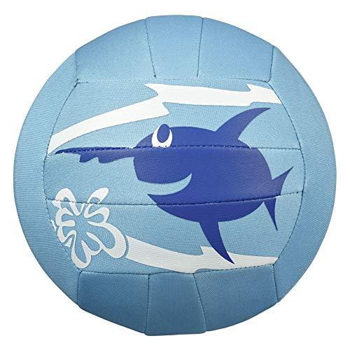 Beco Unisex Jugend Sealife Neoprenball, blau, STK