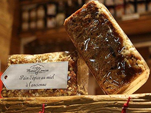 Ouderwetse Honing Peperkoek – Gembercake uit Franse Alpen – 500g