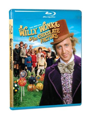 Willy Wonka & Chocolate Factory [Blu-ray] [Import]