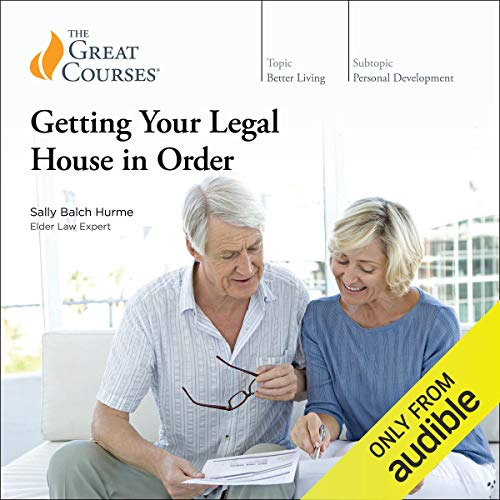 Getting Your Legal House in Order  By  cover art