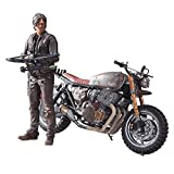 walking dead action figures daryl - McFarlane Toys The Walking Dead TV Daryl Dixon with Custom Bike Deluxe Box Set