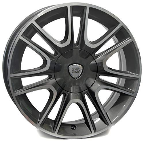 WSP ITALY Jante Alliage pour Fiat,Lancia, 15 pouses 6.0X15 4X98 Et 30 58.1 W317