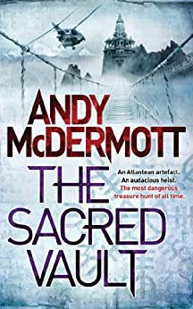 The Sacred Vault (Wilde/Chase 6) by [Andy McDermott]