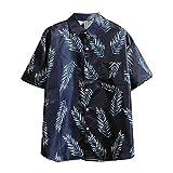 半袖 メンズ Tシャツ 緩いTシャツ 上着 プリント カジュアルTシャツ 流行りTシャツ vネック 折り襟 吸汗性 通気性 インナーシャツ カットソー 柄シャツ スキンフィットシャツ スキンフィットシャツ 通勤 通学 公園 旅行 部活 (ブラック/3XL)