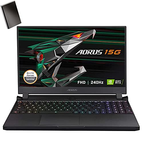 Compare Gigabyte AORUS RTX 3070 8GB GDDR6 15G (AORUS 15G) vs other laptops