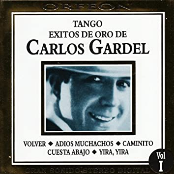 Tango - Exitos De Oro De Carlos Gardel