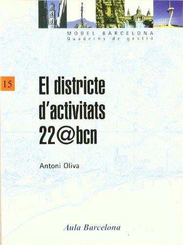 Districte d'activitats 22@bcn