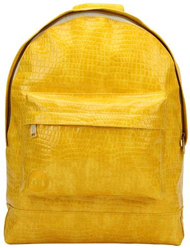 Mi-Pac Gold Backpack Mochila Tipo Casual, 41 cm, 17 Litros, Patent Croc Y
