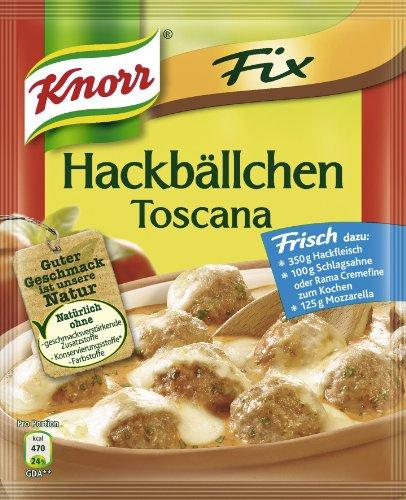 Knorr Fix Hackbällchen Toscana 43g
