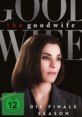 The Good Wife - Die finale siebte Season [6 DVDs]