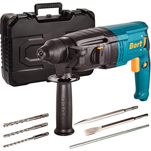 Bort BHD-920X martillo perforador. 920 Watt, SDS-plus, Ø 30 mm en el concreto.