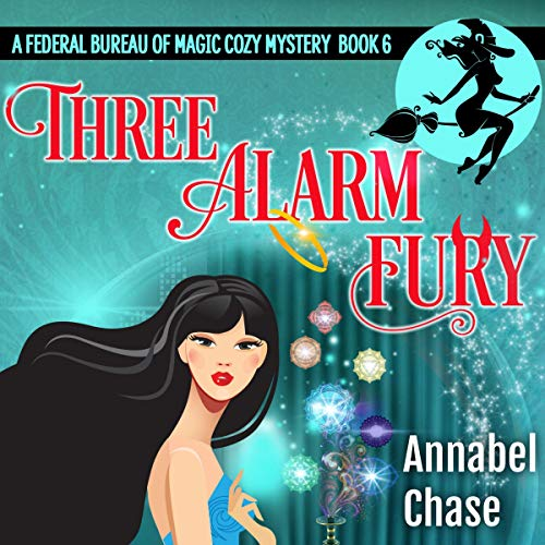 Three Alarm Fury cover art