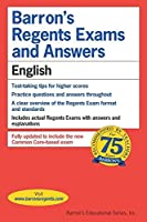 Barron's Regents Exams and Answers: English by Carol Chaitkin(2017-11-01)