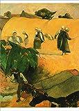 Kunstkarte Paul Gauguin