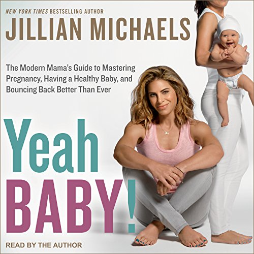 Yeah Baby! audiobook cover art