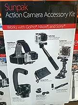 SUNPAK Action Camera Accessory List