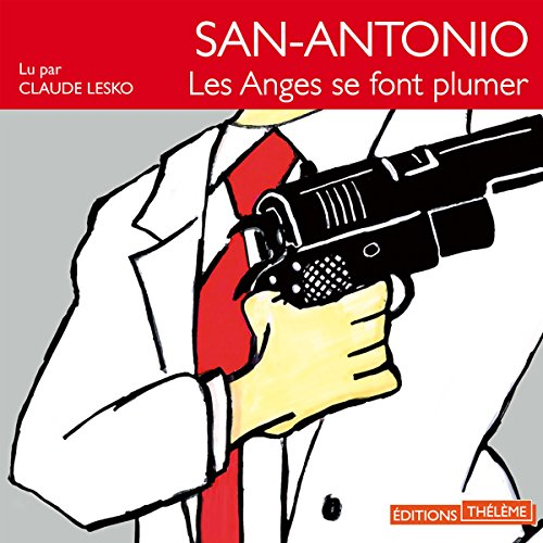 Les anges se font plumer audiobook cover art