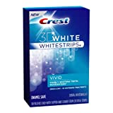 Crest 3d White Vivid Teeth Whitening Strips 10 Count