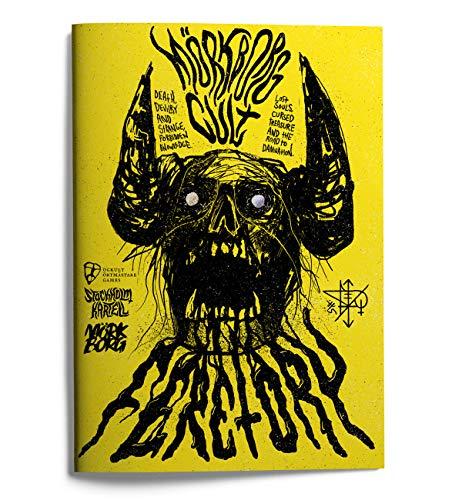 Free League Publishing MÖRK Borg - Cult Feretory, Multi