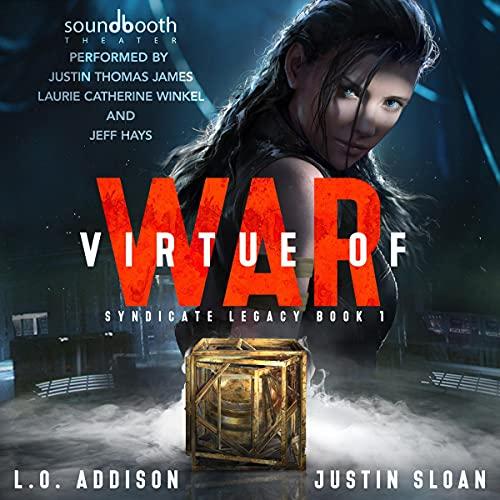 Virtue of War cover art