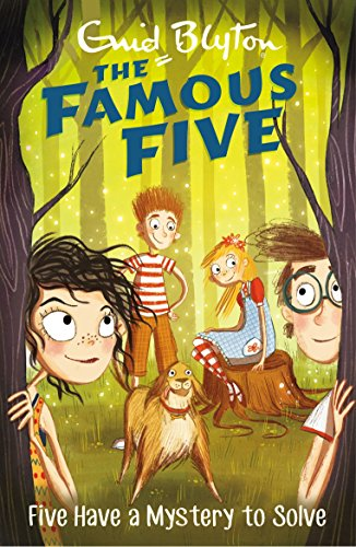 Five Have A Mystery To Solve: Book 20 (Famous Five series) eBook ...