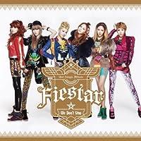 FIESTAR - We Don't Stop (2nd Single Album) CD + Photo Booklet [韓国盤]