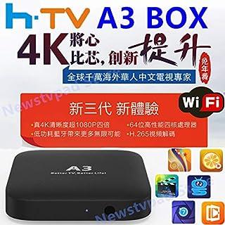 2021 HTV BOX A3 Chinese 2GB RAM Upgraded from HTV Chinese Box 大陸香港台灣澳門 越獄版 海量普通話粵語超清影視劇集 每日更新 直播 點播 七天回看