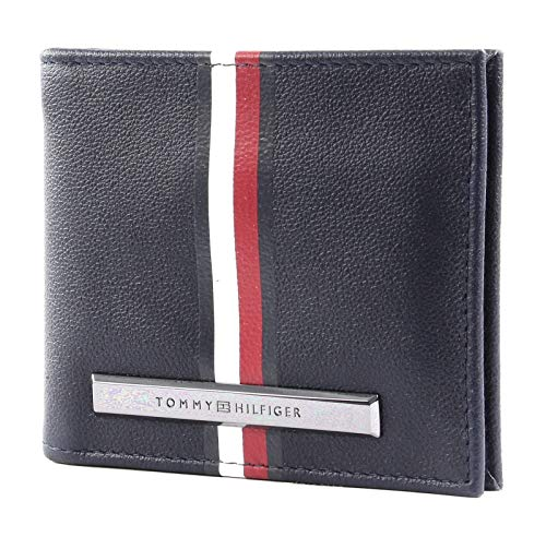REDBRICK london hommes luxe en cuir véritable noir portefeuille slim credit card holder