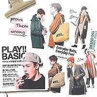 12ピース/バッグ日本人男性の男の子のファッションスタイルステッカーMagzine DIYクラフトスクラップブッキングアルバムジャーナルハッピープランナー装飾ステッカー