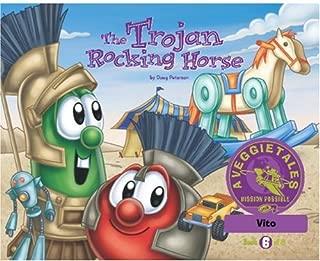 The Trojan Rocking Horse - VeggieTales Mission Possible Adventure Series #6: Personalized for Vito