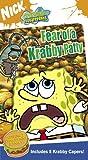 SpongeBob Squarepants - Fear of a Krabby Patty [VHS]