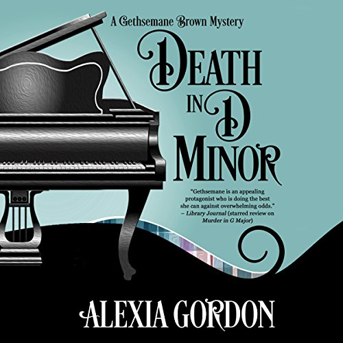 Page de couverture de Death in D Minor