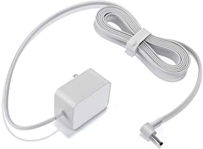 LANMU Power Cord for Google Home Hub,16.5V 2A Power Adapter for Google Home/Nest Hub and Google Home Smart Speaker, Replace Charger Device Model W16-033N1A (White)