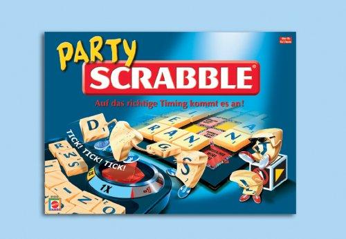 Mattel Scrabble Party [Importado de Alemania]