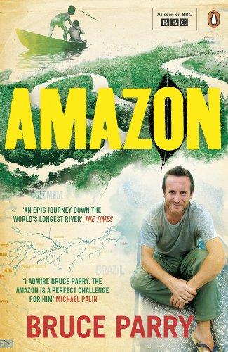 Amazon. Bruce Parry with Jane Houston