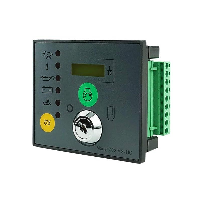 クローン発送大きいジェネレータースタートコントローラー、ディーゼルユニットスモールコントロールキャビネットパネル
