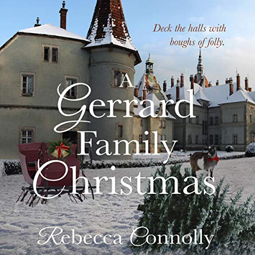 A Gerrard Family Christmas audiobook cover art