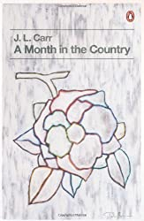 Books Set in Yorkshire: A Month in the Country by J.L. Carr. yorkshire books, yorkshire novels, yorkshire literature, yorkshire fiction, yorkshire authors, best books set in yorkshire, popular books set in yorkshire, books about yorkshire, yorkshire reading challenge, yorkshire reading list, york books, leeds books, bradford books, yorkshire packing list, yorkshire travel, yorkshire history, yorkshire travel books, yorkshire books to read, books to read before going to yorkshire, novels set in yorkshire, books to read about yorkshire