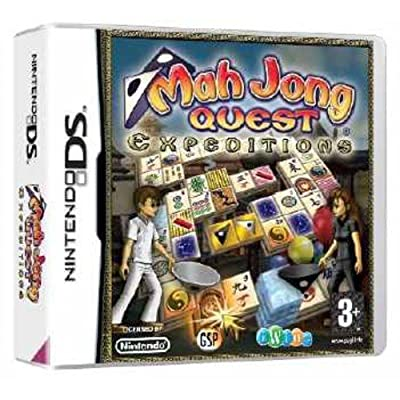 Mahjong Quest Expeditions (Nintendo DS)