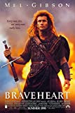 Braveheart Movie Poster 24 x 36 Inches Full Sized Print Unframed Ready for Display