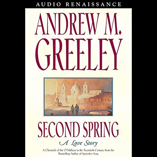 Second Spring audiobook cover art