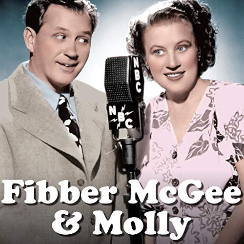 Couverture de Fibber McGee & Molly: Archives