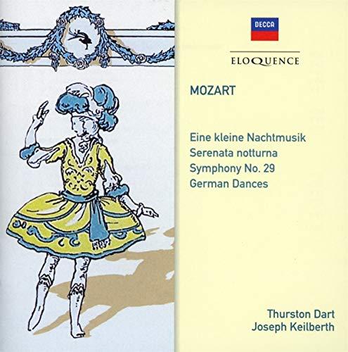 Orchesterwerke Von Mozart