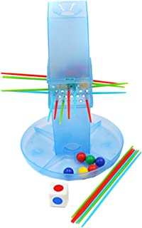 Dolity Mini Pull Rod Game Interactive Desktop Game for Kids Adult Party Play