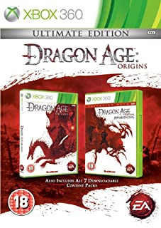 Dragon Age: Origins - Ultimate Edition (Xbox 360) [Importación inglesa] (B0042RUDNQ) | Amazon price tracker / tracking, Amazon price history charts, Amazon price watches, Amazon price drop alerts
