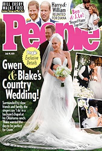 People Magazine - Exclusive Details